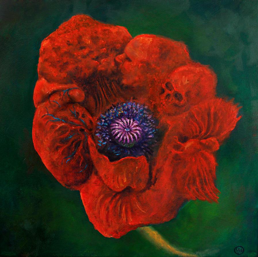 Opium Art Opium by Sebmae...