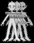 [P2U] Humanoid Base 1