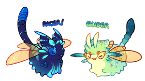 [Closed] Dragonfly Pacapillar Auction!
