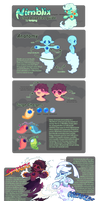 [Lyth] Nimblix - Species Guide (OUTDATED) by toripng