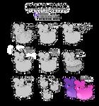 Pacapillars - Trait Catalog: Mutations