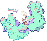 [Closed] Loofah! Re-auction + Art