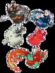 2nd Pacaversary Custom Prizes