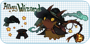 [Closed] Alley Wizard Pacapillar Auction