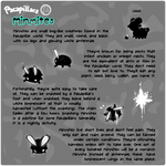 Pacapillars - Monster Manual: Minmites (Old)