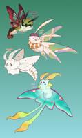 [Closed] Mothy Pacapillars!