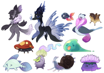 [Lyth] Added Species by toripng
