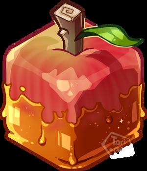 ISO Woodland Caramel Apple