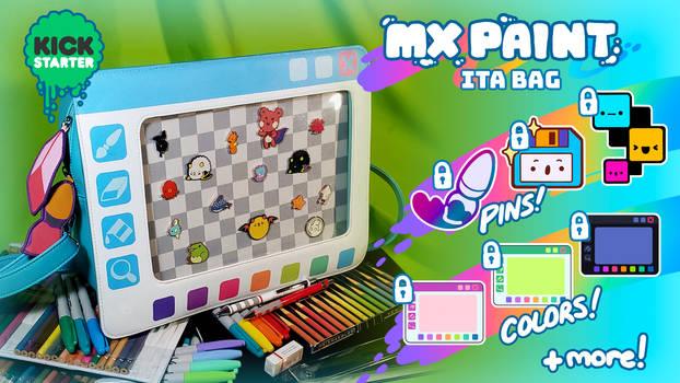 MX Paint Ita Bag Kickstarter *FINAL DAY