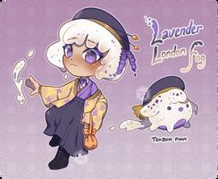 [Closed] Lavender London Fog Teabon