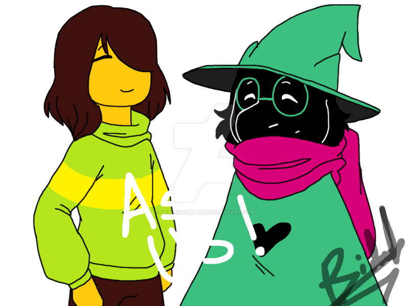 Ask the Deltarune characters by Mochathespoongirl