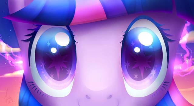 Eyes of magic
