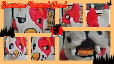 Emerson Fursuit Head