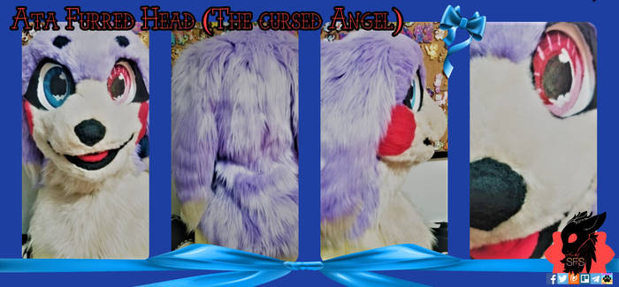 Ata Fursuit Head