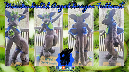 Misuku Dutch Angel Dragon Fullsuit