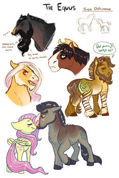 World Bits: The Equus