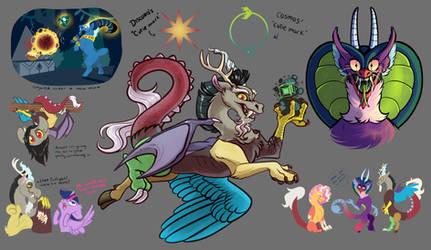 World Bits: The Draconequus