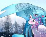 Winter Begets Snuggles