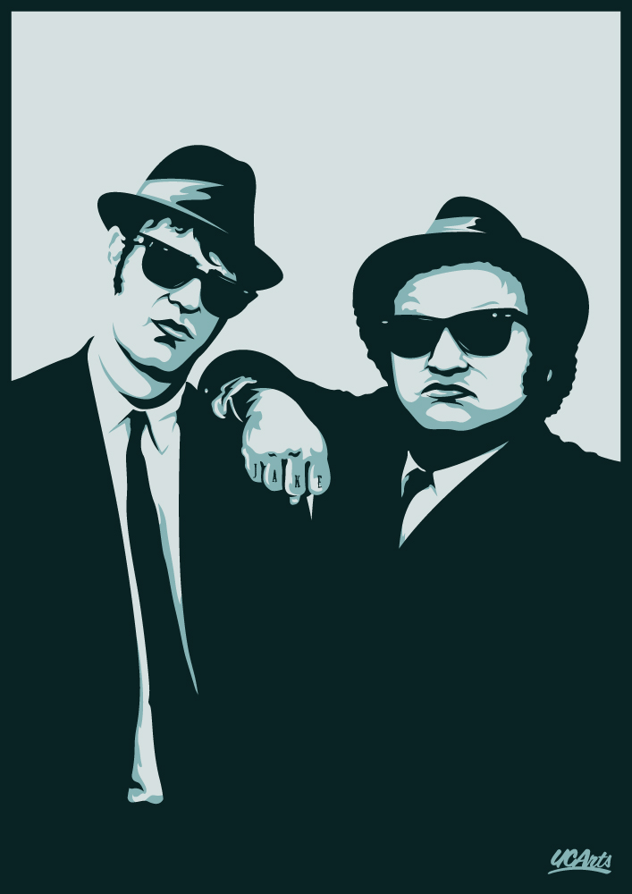 THE BLUES BROTHERS by UCArts