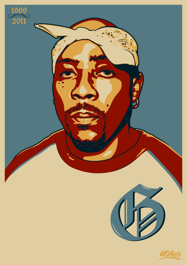 Nate Dogg by UCArts