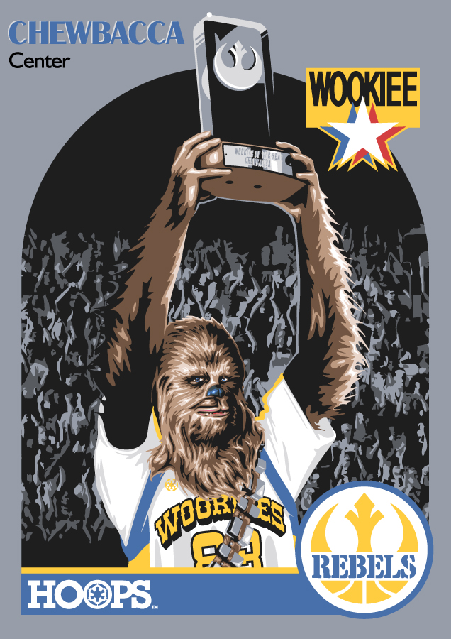 WOOKIEE OF THE YEAR by UCArts