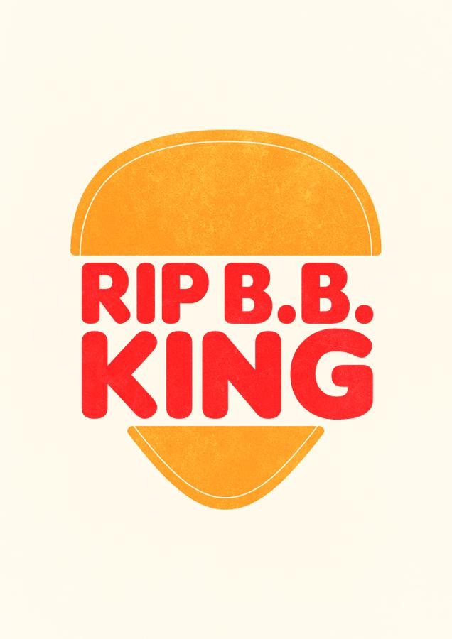 B.B. KING by UCArts
