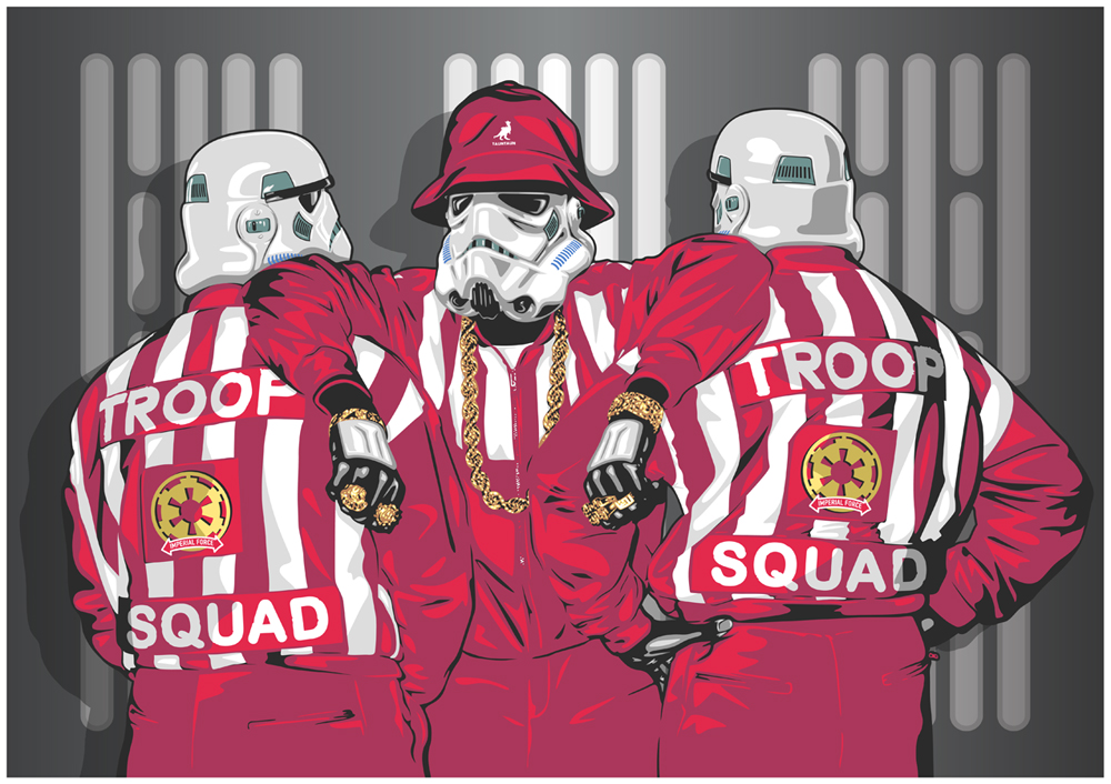 TROOPS by UCArts