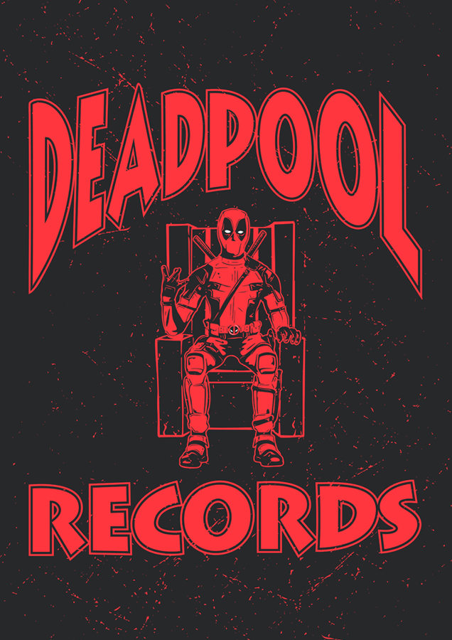 DEADPOOL RECORDS by UCArts