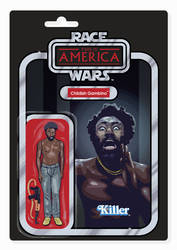 THIS IS AMERICA ACTION FIGURE by UCArts