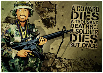 Lost Soldier by UCArts