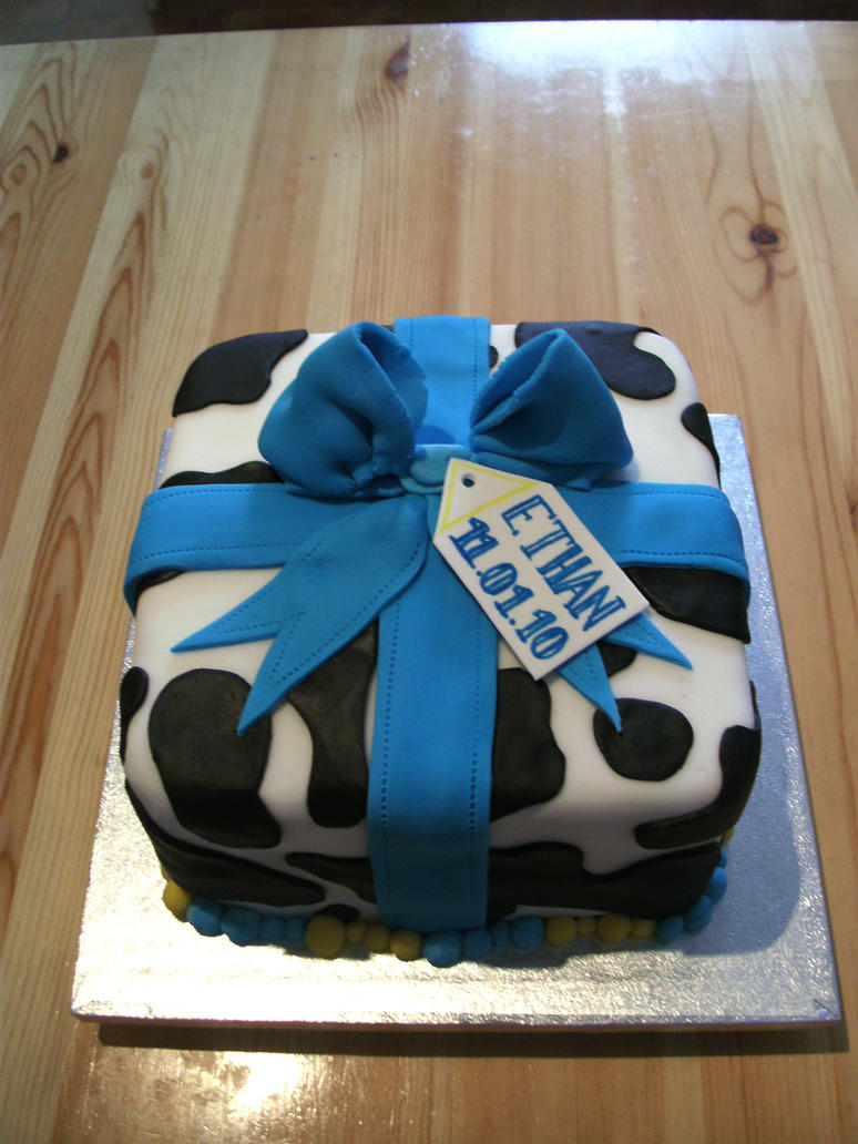 Christening Cow Cake by gertygetsgangster on DeviantArt
