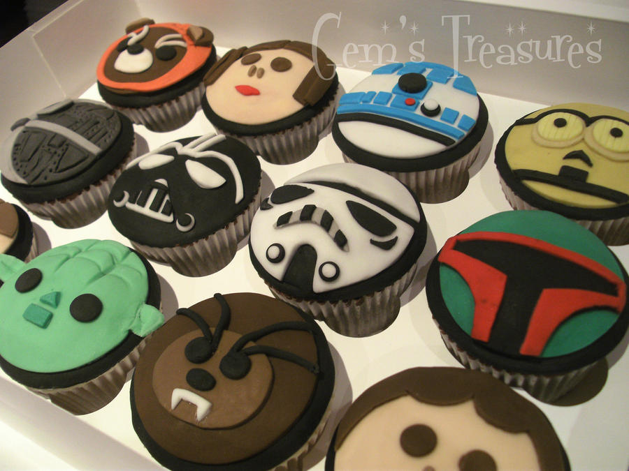 Star Wars Birthday Cakes To Buy