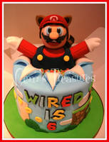 Totally Wired Turns 6 With A Visit From MARIO! by gertygetsgangster