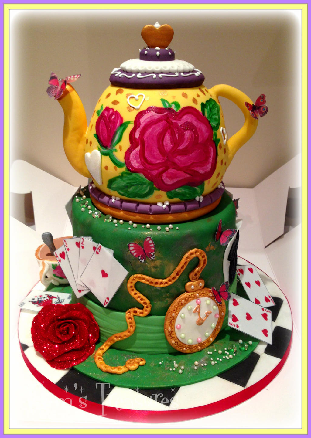 Welcome To The Mad Hatters Tea Party By Gertygetsgangster On Deviantart