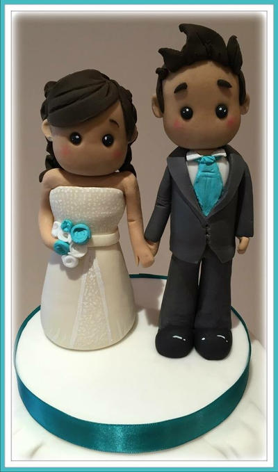 Alston Wedding Toppers by gertygetsgangster
