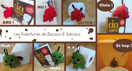 Les aventures de Bocaca et Salecaca