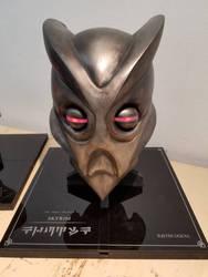 Kruziik - Custom Dragon Priest Helmet