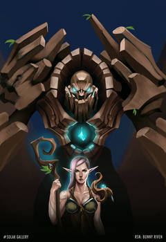 Solak and Merethiel - Runescape Player Gallery 60