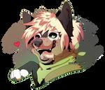 One Happy Woof by Avourkrah