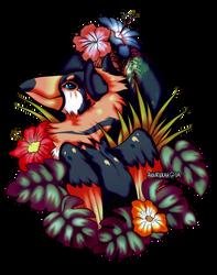 Nestled In Floral