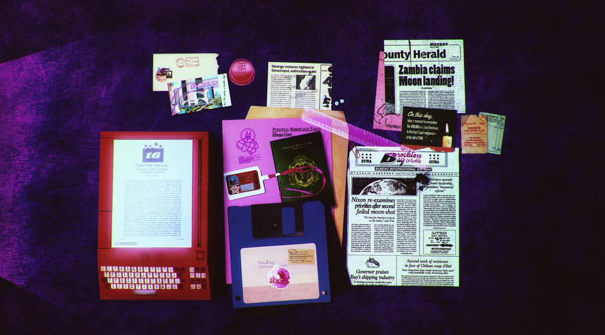 Cyberpunk USSR (althist desk #5)