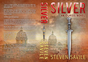 Silver - full print cover by LHarper