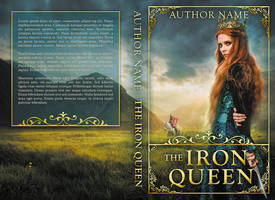 The Iron Queen - print by LHarper