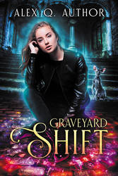 Graveyard Shift - premade book cover