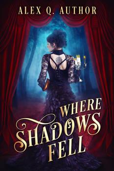 Where Shadows Fell - premade cover