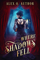 Where Shadows Fell - premade cover