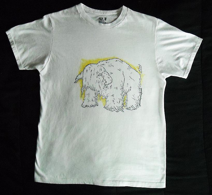 Furball t-shirt by bensigas