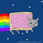 Nyan Cat by bensigas