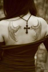 Angel by KseniaKorneychuk