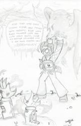 Commish - Necromancy by DordtChild